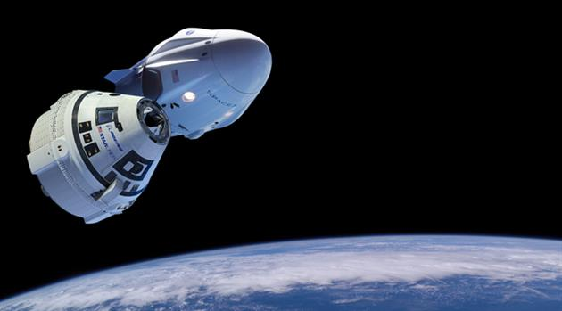 First Commercial Crew Test Flight Slated for January