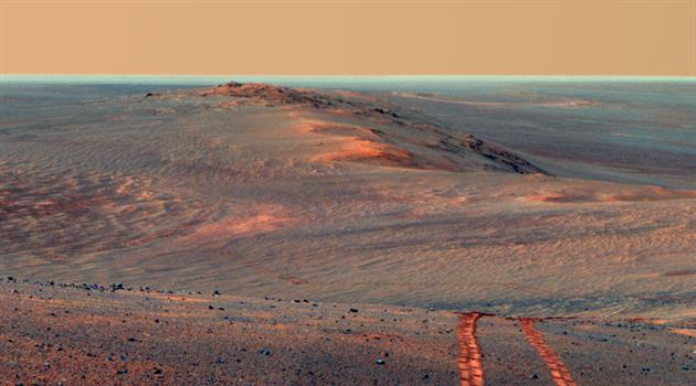 "Six Things to Know About NASA""s Opportunity Mars Rover"