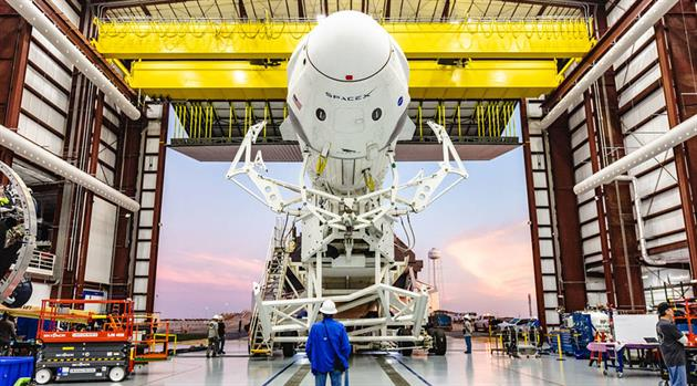 Everything You Need to Know About SpaceX DM-1