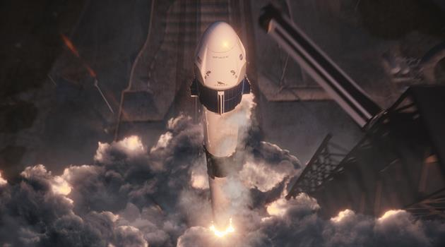 The Countdown Begins—Tune in for SpaceX DM-1