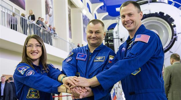 3 … 2 … 1 Thing(s) to Know About Expedition 59
