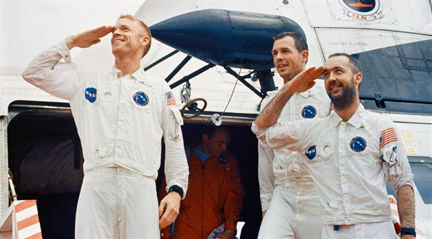 Fifty Years Ago: Apollo 9 Completes its Mission