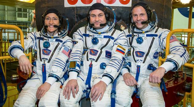 How to Watch: Expedition 59 Launch