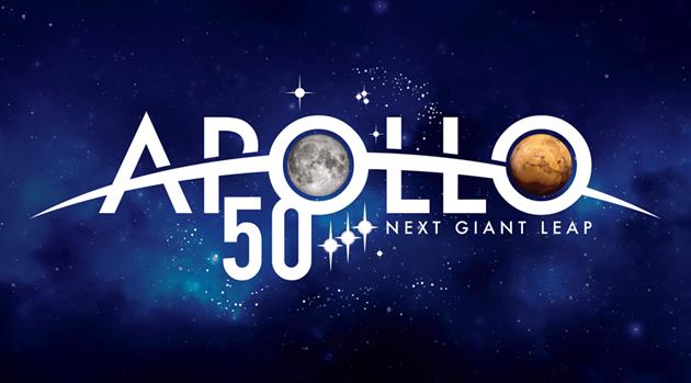 Apollo 50th Anniversary Celebrations