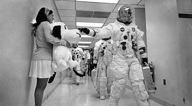Come Meet Snoopy at the Apollo 10 Lessons and Legacies Panel