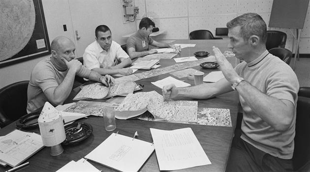 Fifty Years Ago: Apollo 10 'a Great Amount of Teamwork'