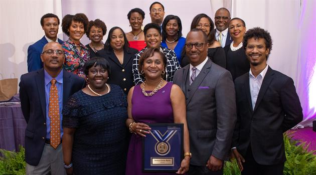 JSC Deputy Director Inducted into Clemson Academy