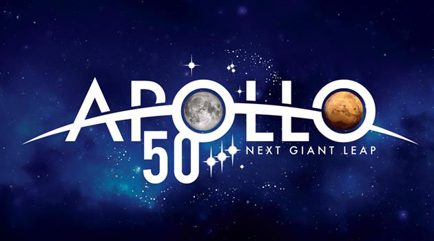 Moonshot: Apollo 50th JSC  - July 9
