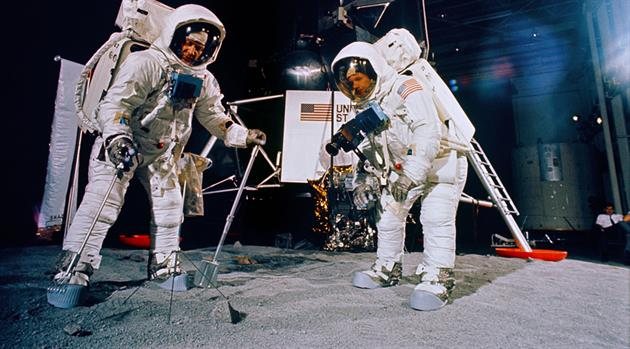 Fifty Years Ago: Nearly One Month to Boots in Lunar Dust