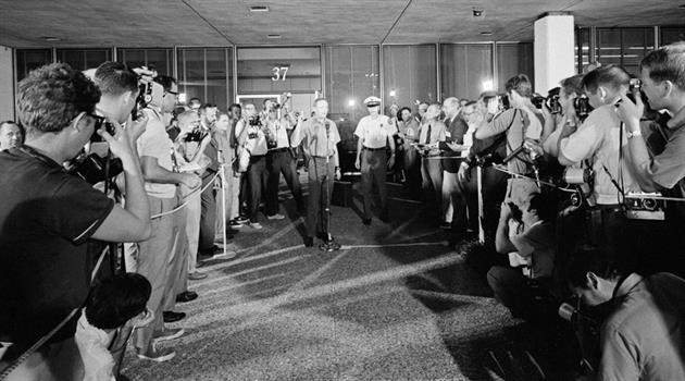 Fifty Years Ago: Apollo 11 Astronauts Leave Quarantine …