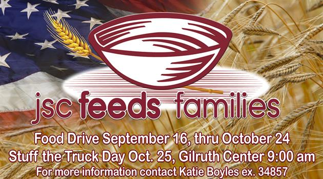 Feed Our Community with Johnson's Feds Feeds Families Campaign