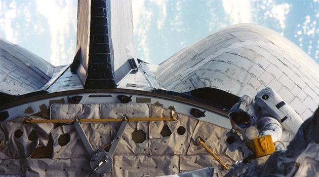 Thirty-five Years Ago: STS-41G—a Flight of Many Firsts