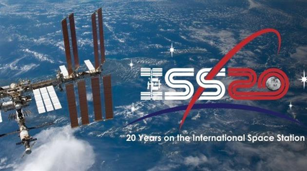 ISS20th: High-Flying Construction