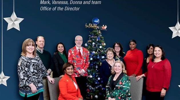 Happy Holidays from the Leadership Team