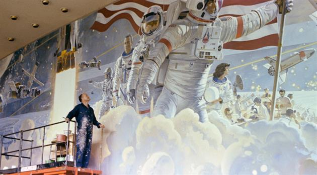 100 Years Ago: Space Artist Robert McCall Born
