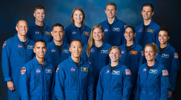 Newest Astronauts to Graduate Friday