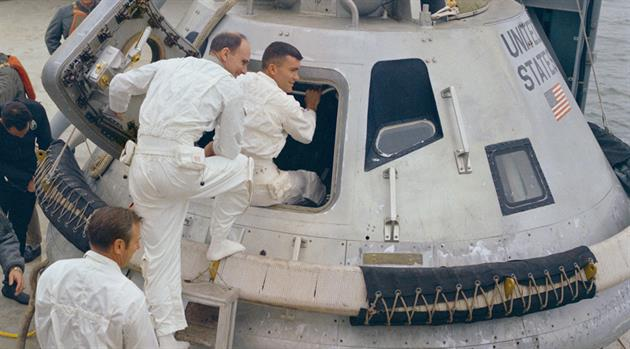 Fifty Years Ago: Apollo 13 Launch Date Reset