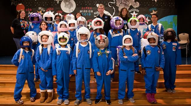 Elementary Kids Reach for Infinity—and Beyond