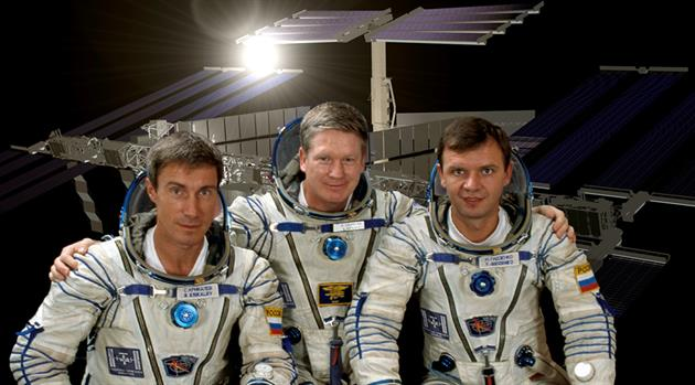 ISS20th: Expedition 1 Crew Named