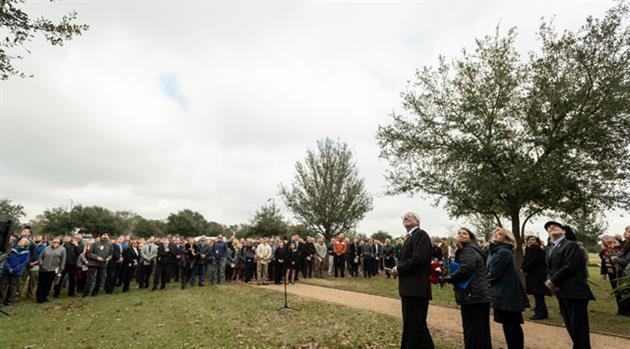 Snapshot: NASA's Day of Remembrance