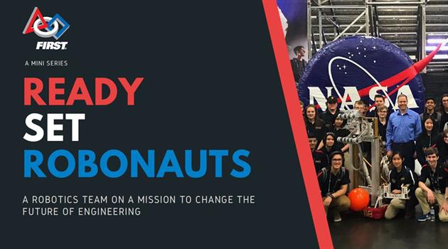 Roundup Presents: Ready, Set, Robonauts!