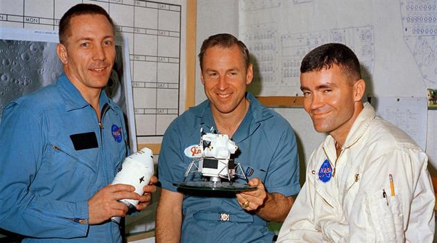 Fifty Years Ago: Apollo 13 and German Measles