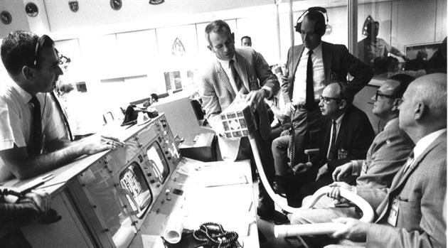 Fifty Years Ago: 'Houston, We've Had a Problem'