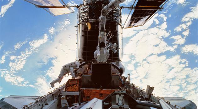 30 Years Ago: Hubble Launched to Unlock the Secrets of the Universe