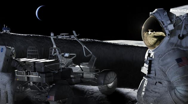 NASA Publishes Artemis Plan to Land First Woman, Next Man on Moon in 2024
