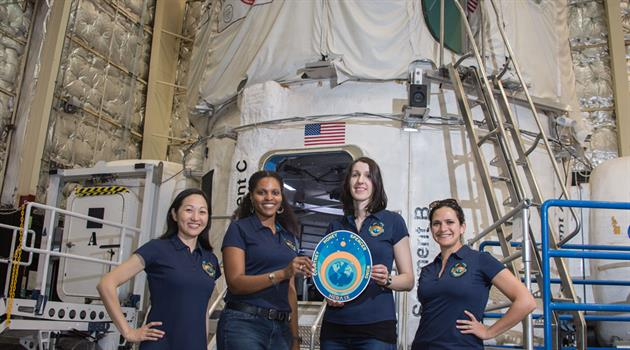 Crew begins analog mission to asteroid