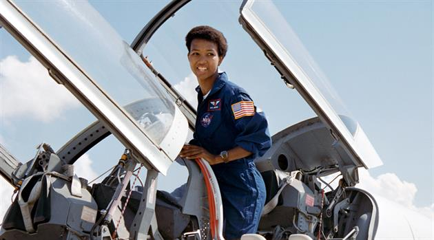 A 'Black HERstory' moment featuring NASA's Dr. Mae Jemison