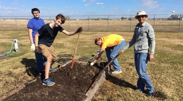 Longhorn Project not short on educational opportunities