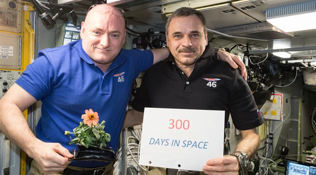 Scott Kelly returns, but science for NASA's Journey to Mars continues