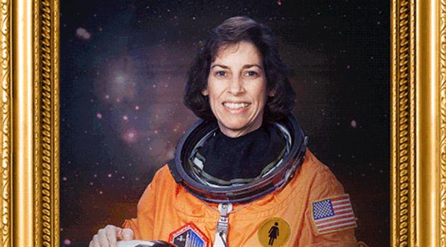 "Dr. Ellen Ochoa shares #HerStory for Women""s History Month"