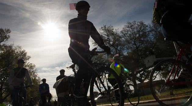 Enjoy Bike to Work Day with safety in mind