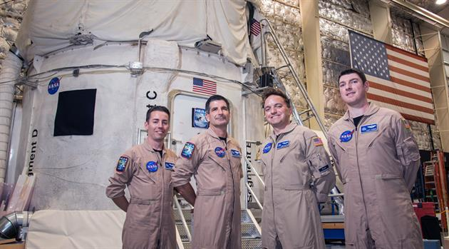 HERA Mission 10 crew to 'splashdown' June 1