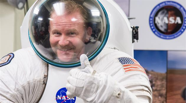 CNN features Johnson Space Center on Morgan Spurlock's 'Inside Man'