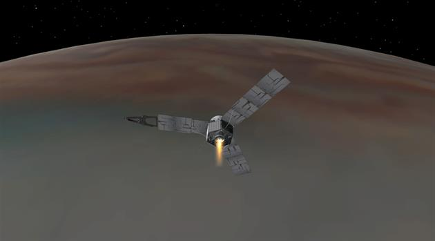 Did 'Juno' about NASA's latest great feat?