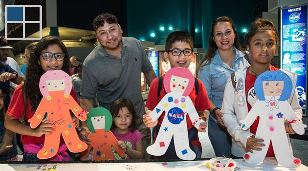 JSC kids follow in parents' footsteps