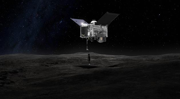 Paging Bennu—OSIRIS-REx to launch Sept. 8
