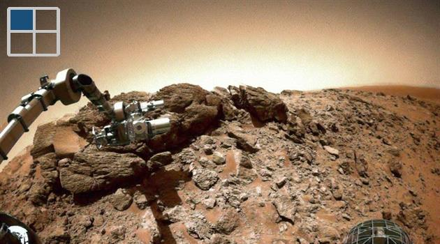 The 'write stuff' for Mars: Before they come