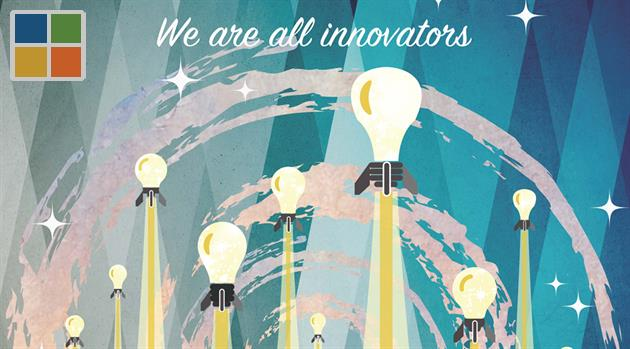 Unleash your inner innovator Nov. 1 to 2
