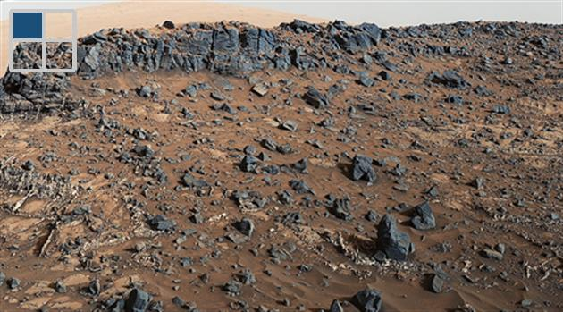 The 'write stuff' for Mars: Curiosity Base