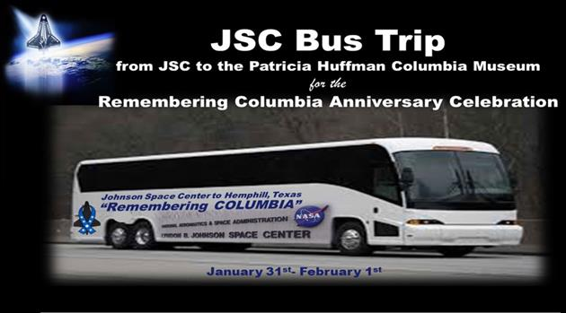 Remembering Columbia bus trip—register while you still can