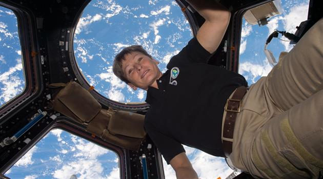 Record-breaking NASA astronaut Peggy Whitson sets new record for time in space