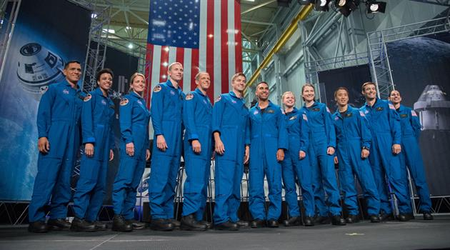 Meet the 2017 NASA astronaut candidates