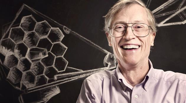 Nobel Prize-winning physicist Dr. John Mather coming to Johnson to talk James Webb