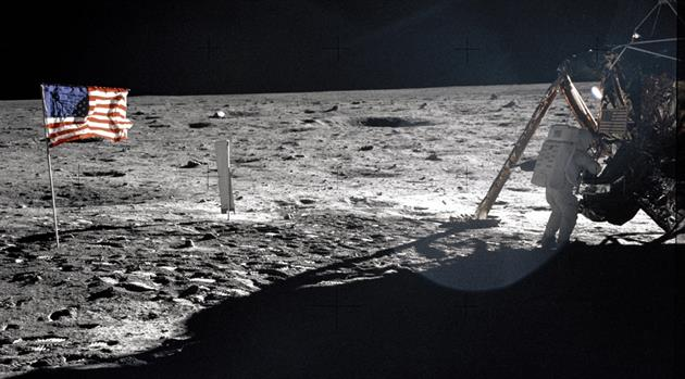 July 20, 1969: One giant leap for mankind
