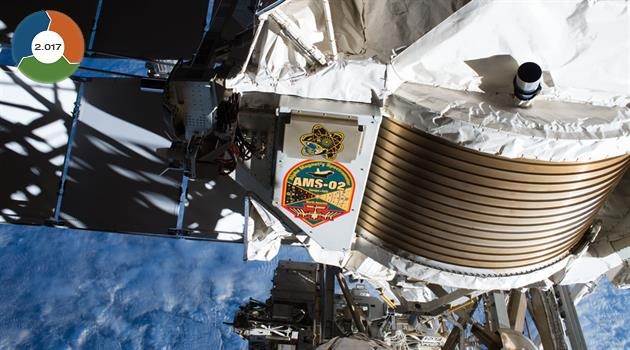 Researchers receive honors for most compelling space station science in 2016