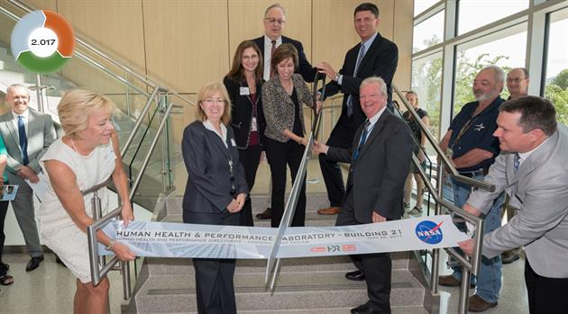 New building reaffirms Johnson's commitment to biomedical research and sustainability